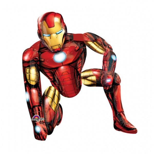 AirWalker XXL Iron Man Folienballon
